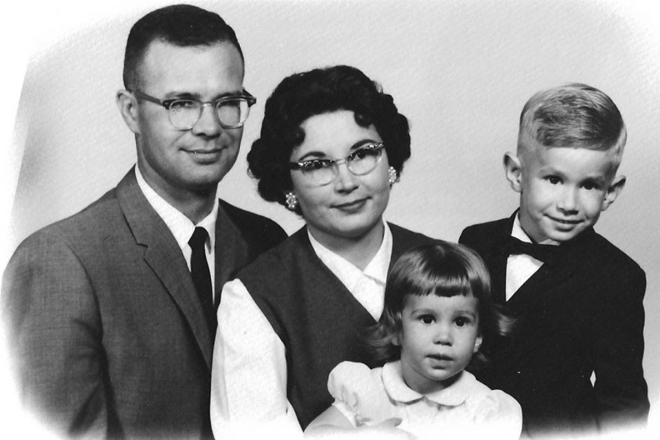 Our family 1960's
